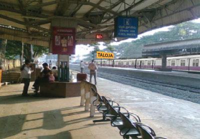 taloja-station